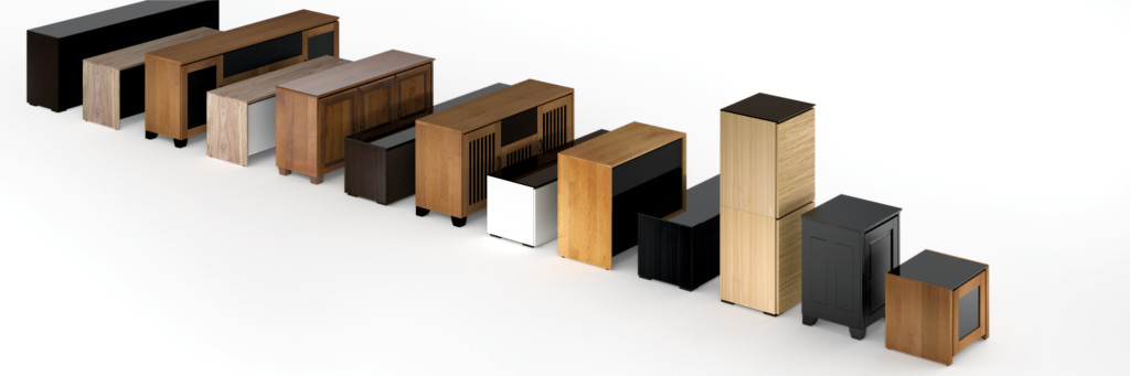 Chameleon AV Furniture