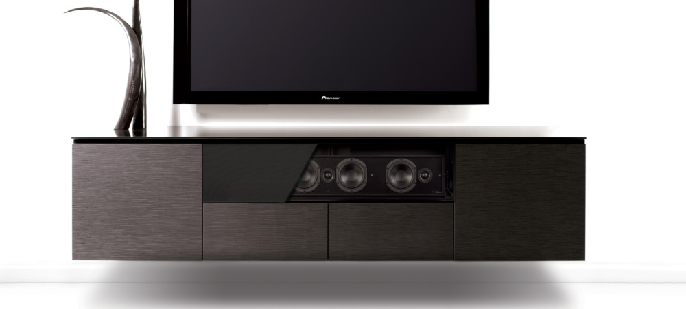 Entertainment consoles and Millwork solutions.