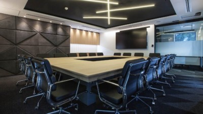 Boardrooms and video Conferencing
