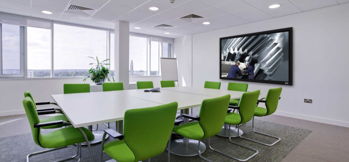 Custom Conference Rooms and Board Rooms