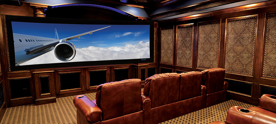 Dedicated Home Theater Rooms