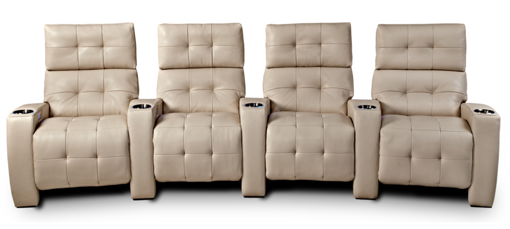 American Leather Home Theater Seating