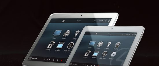 Control4 Touch Panels