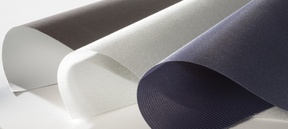 Lutron residential shades are available in a wide variety of styles and fabrics.