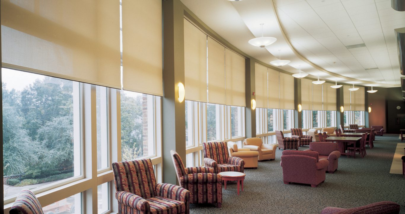 Lutron Commercial Shades