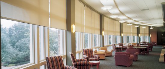 Lutron Commercial Shading