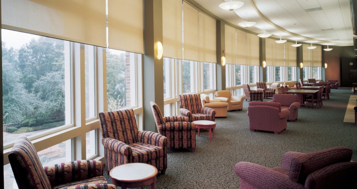 Commercial Motorized Window Treatments