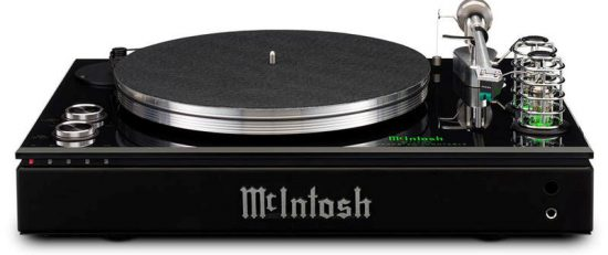 McIntosh Labs MTi100 All in One Turntable