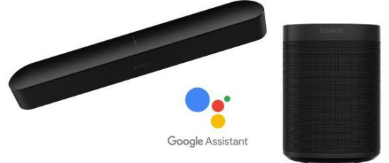 Sonos now compatible with Google Assistant Voice Control