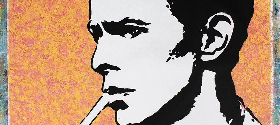 David Bowie Thin White Duke