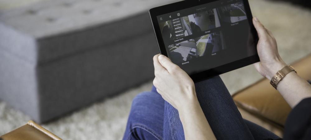 Remote Surveillance Camera Monitoring