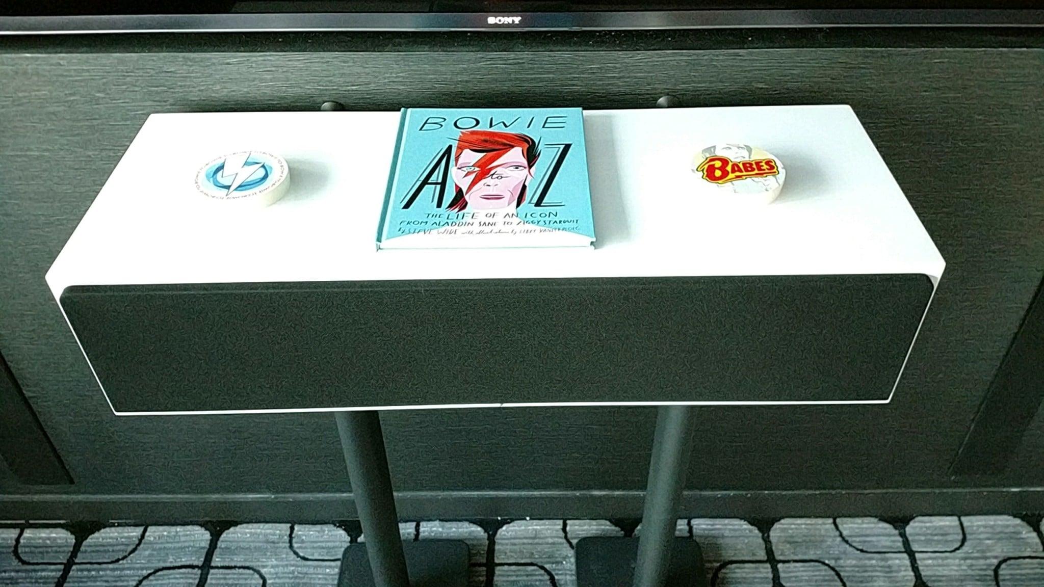 David Bowie Pop Art Show by Mr. Babes