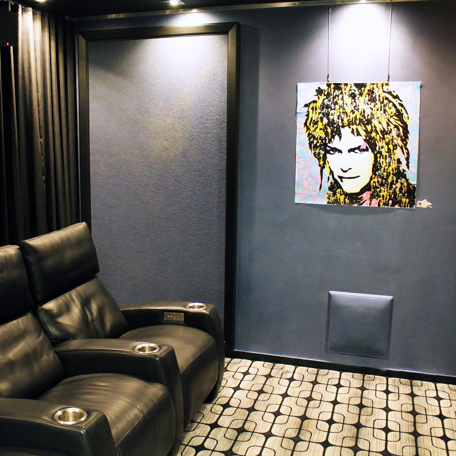 David Bowie Labyrinth Home Theater