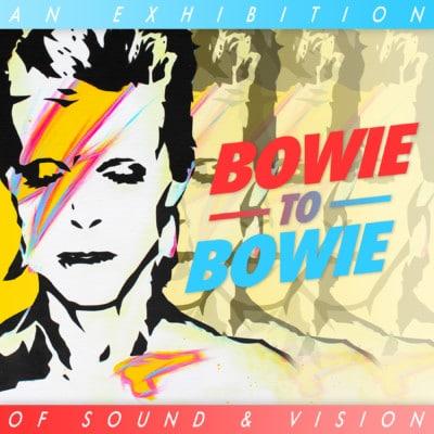 Bowie To Bowie Aladdin Sane