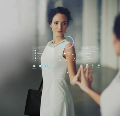 Experience Smart Mirror Technology