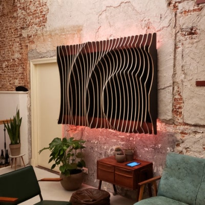 Leon Sonos Ente Sound Sculpture