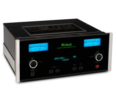 McIntosh C2700 Vacuum Tube 2 Channel Preamplifier