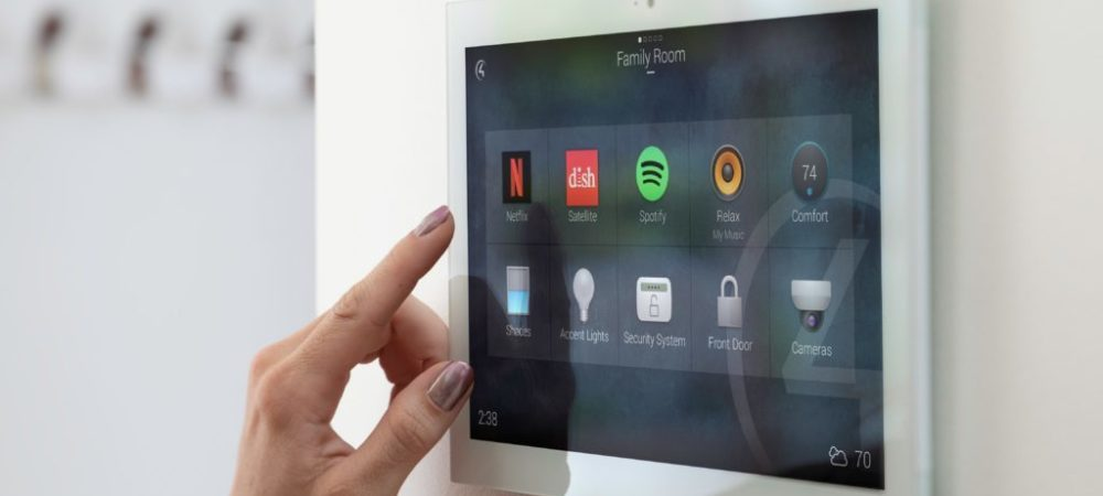 Control Your Home at the Touch of a Button