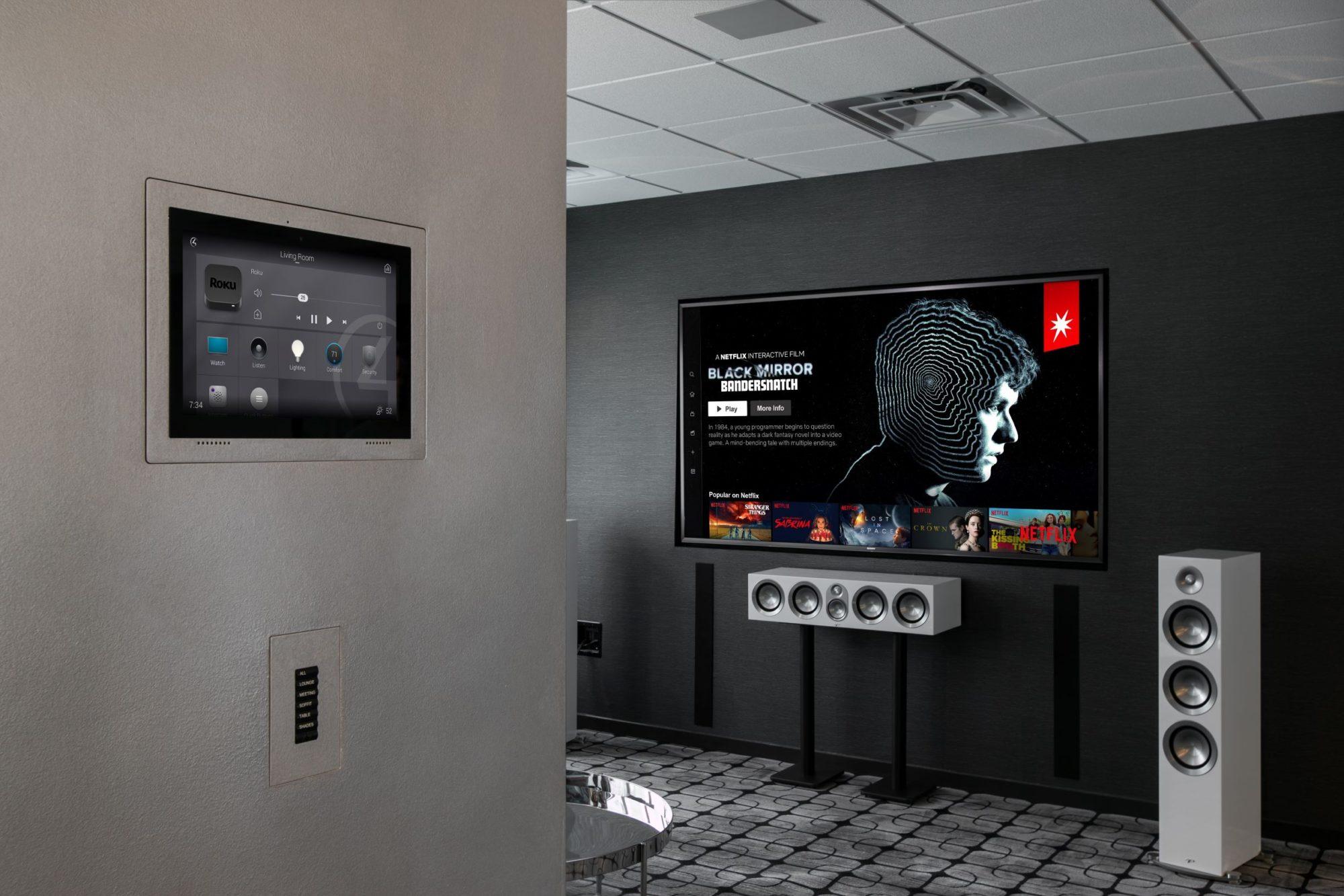 Intelligent Design Showroom Lounge