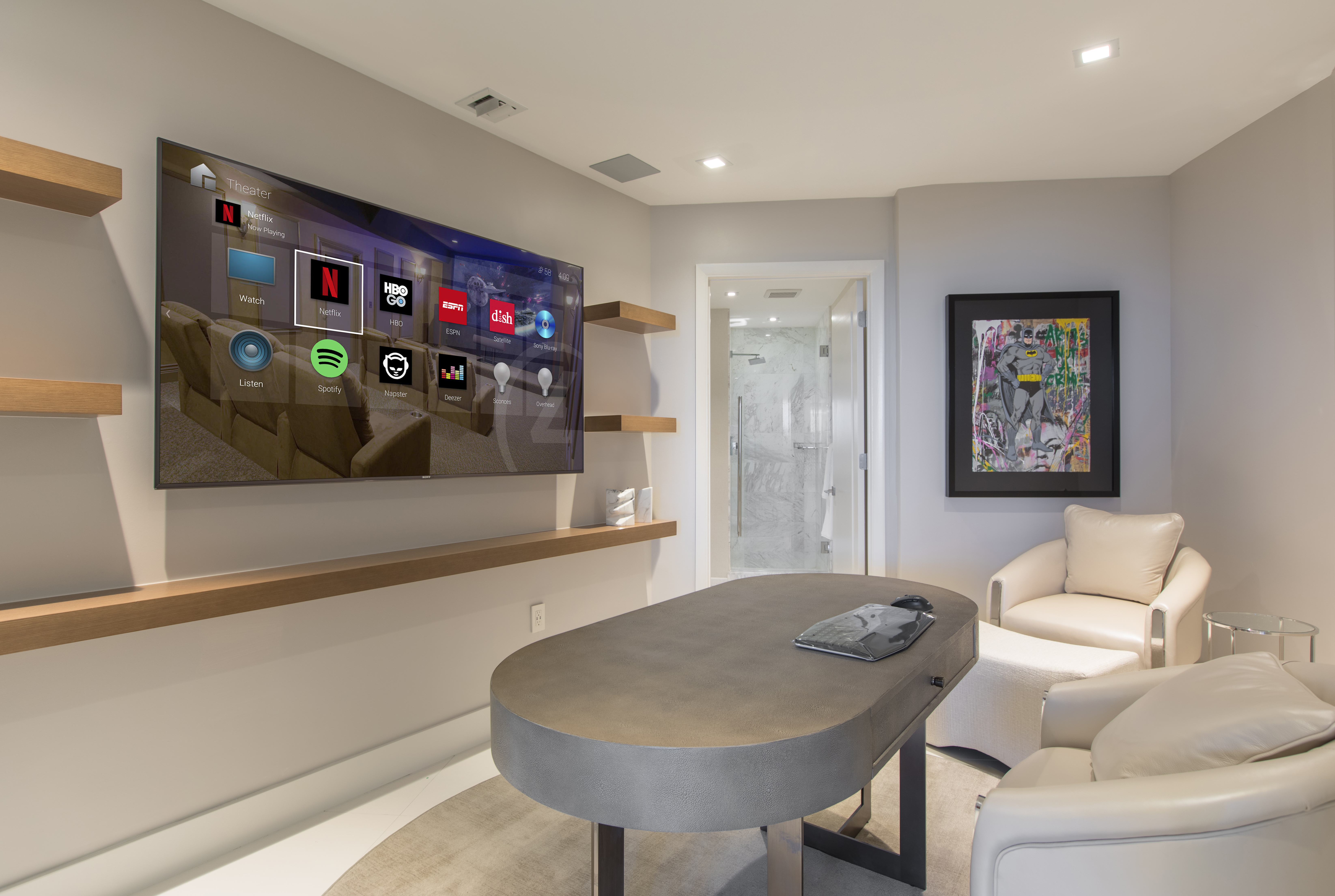 Custom Home Office Solutions