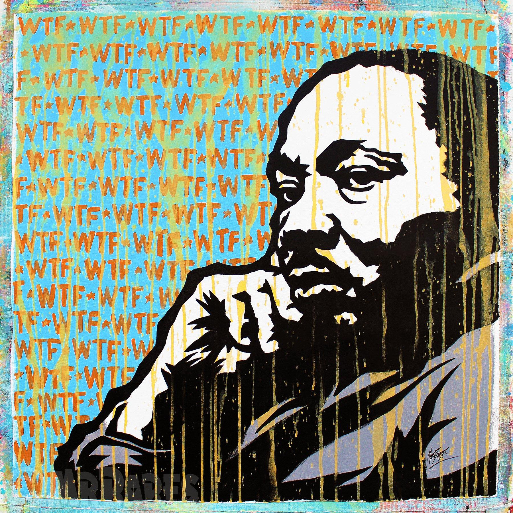 Pop Art MLK
