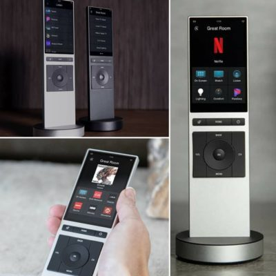 Control4's New NEEO Remote Controls