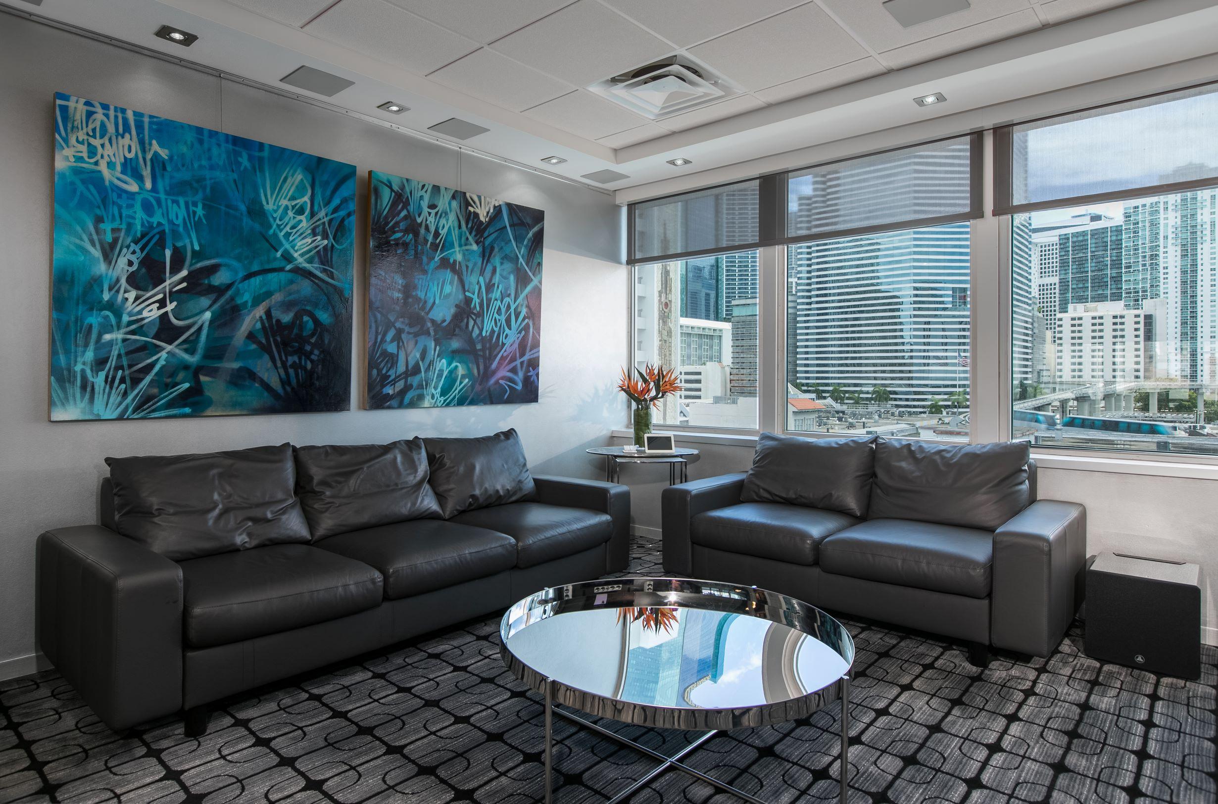 Intelligent Design Showroom Lounge East