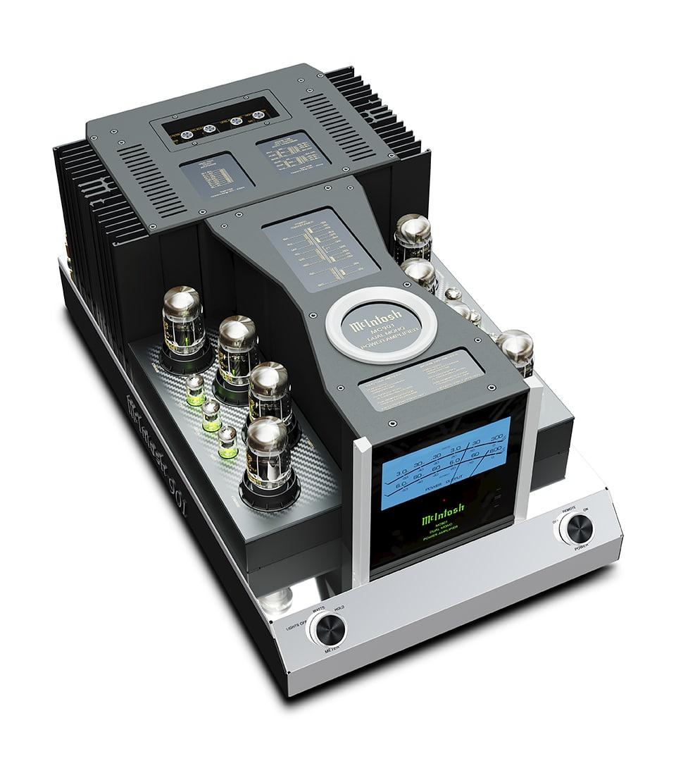McIntosh MC901 Dual Mono Amplifier Top