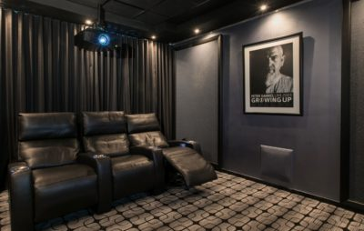 Dedicated Theater Room
