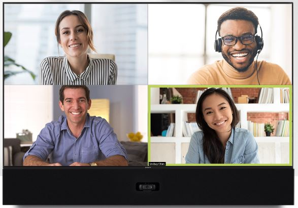 Leon Speakers HIFIT for Video Conference With Grille