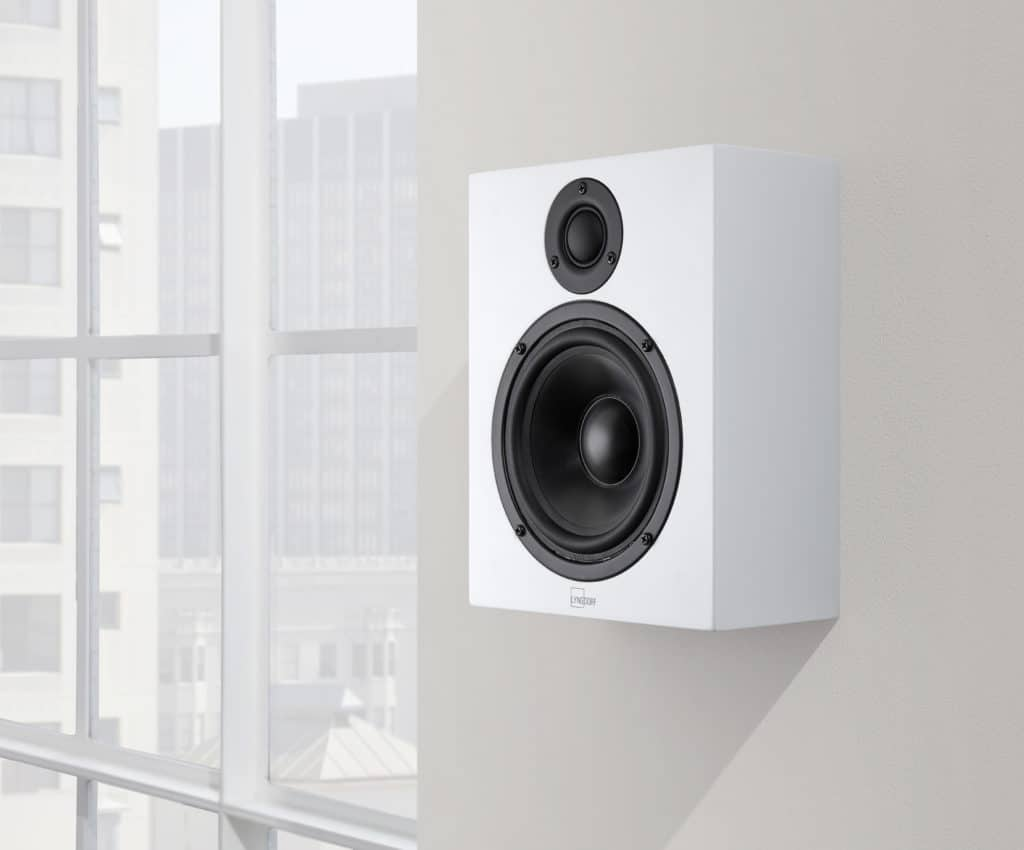 Lyngdorf Audio's MH-2 Speaker_Wall Mounted