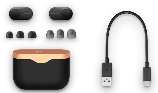 Sony WF-1000XM3 Kit