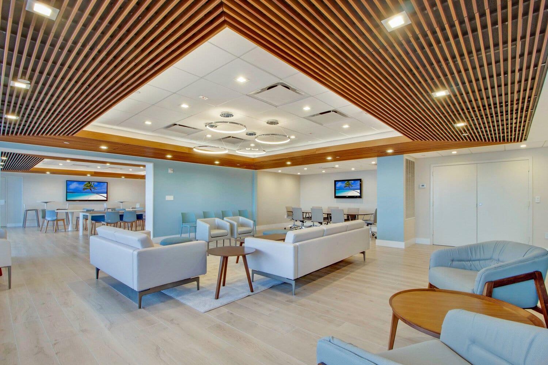 Intelligent Design Amenity Spaces Community Room