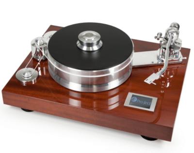 Intelligent Design Pro-Ject Signature 12 Audiophile Turntable