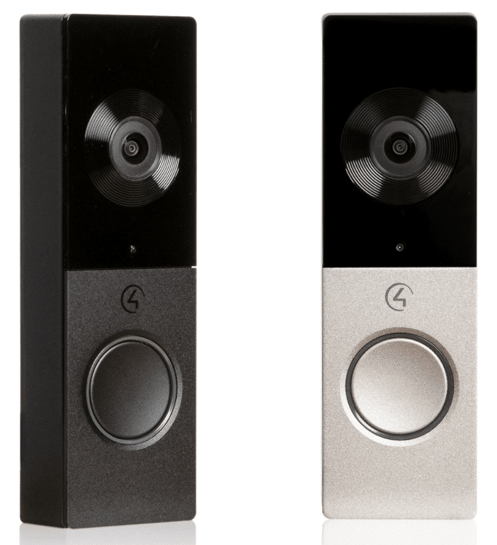Control4 Chime Doorbell Colors