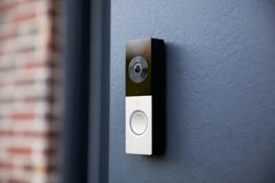 Control4 Chime Doorbell