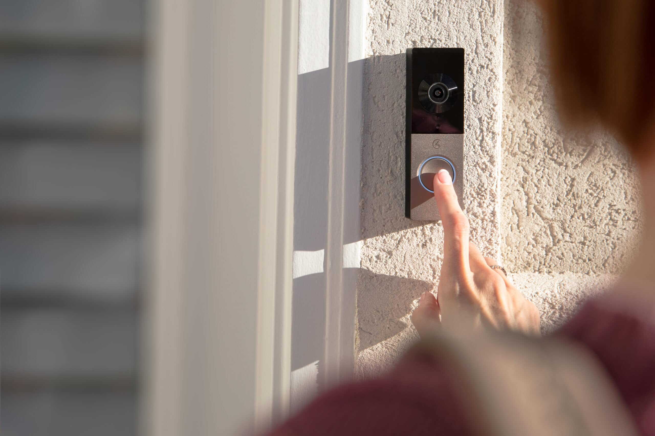 Control4 Chime Doorbell Ring