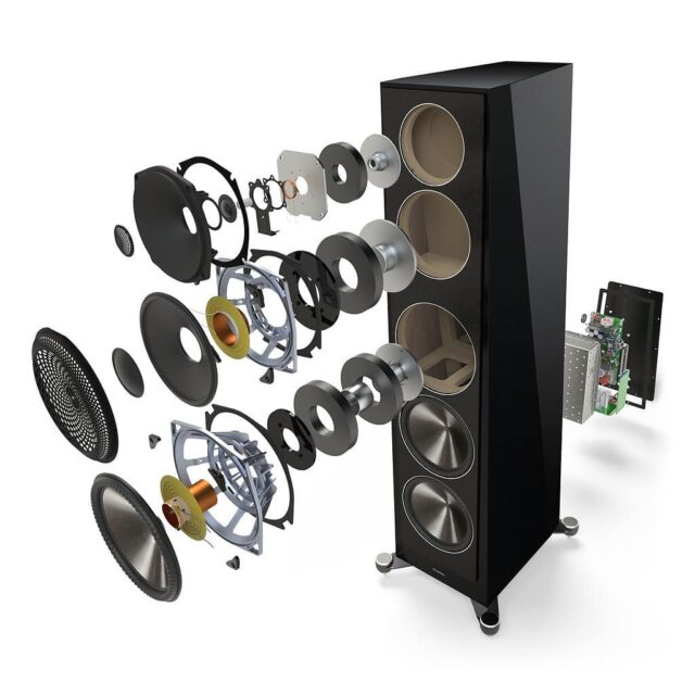 Paradigm Speakers Founder Series. No ordinary loudspeaker.